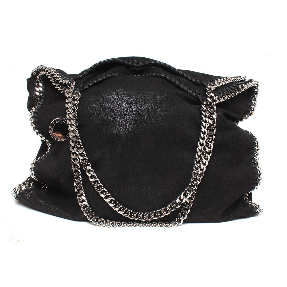 Stella Mccartney Falabella Chain Trim Shoulder Bag