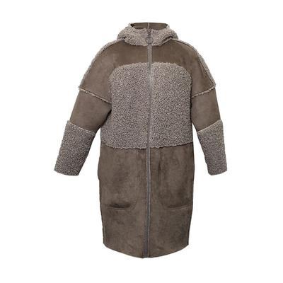 Bimba Y Lola Size XS Green Coat