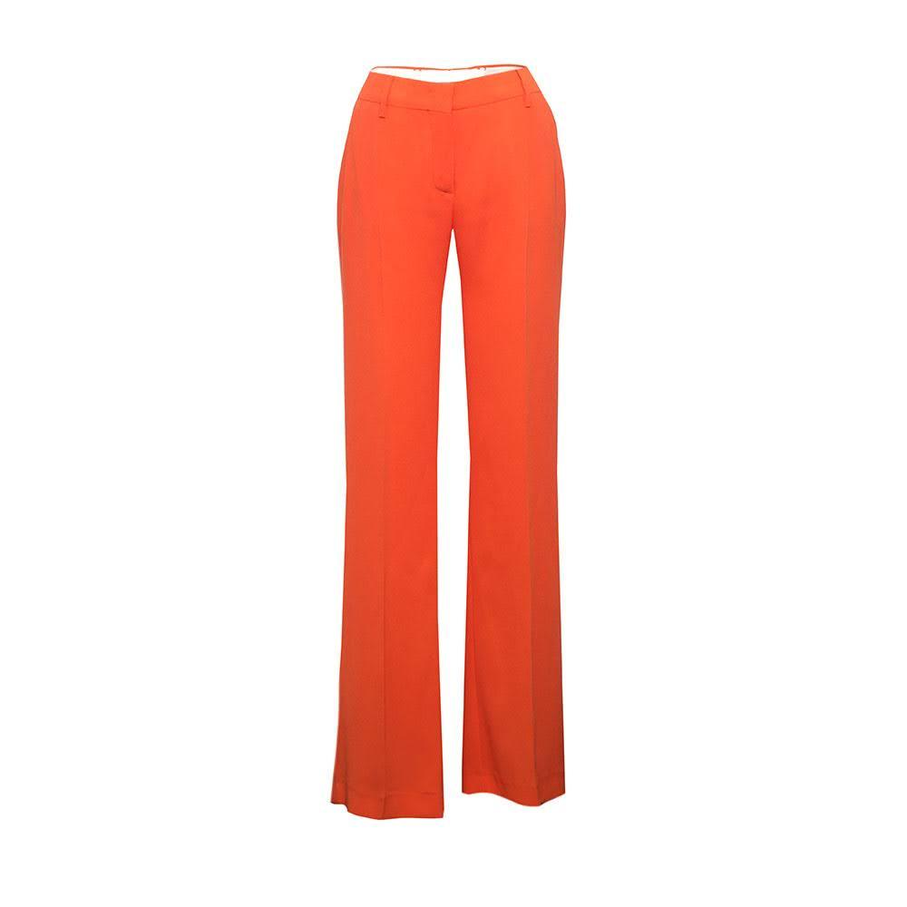 Prada Size 42 Orange Pants