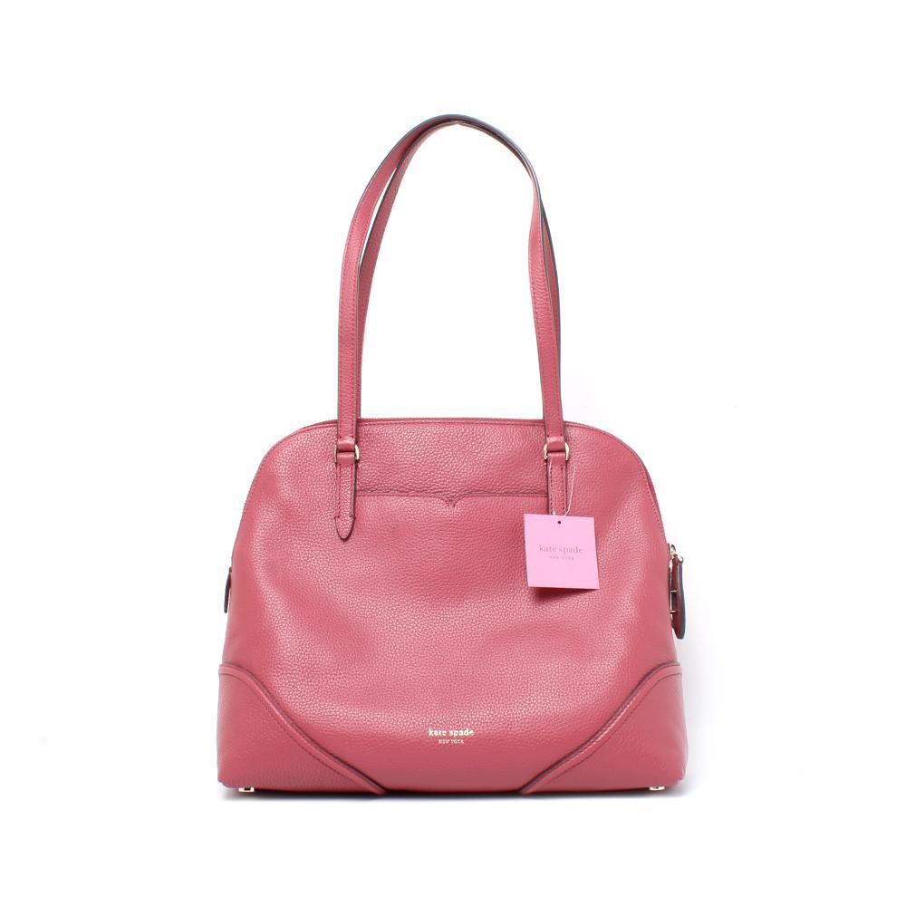 Kate Spade Leather Dome Bag