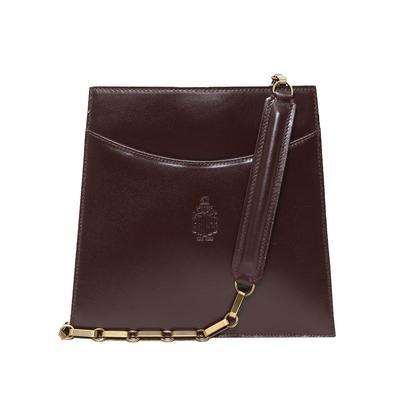 Mark Cross Brown Crossbody Bag
