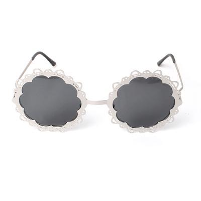 Bob Sdrunk Round Sutout Sunglasses