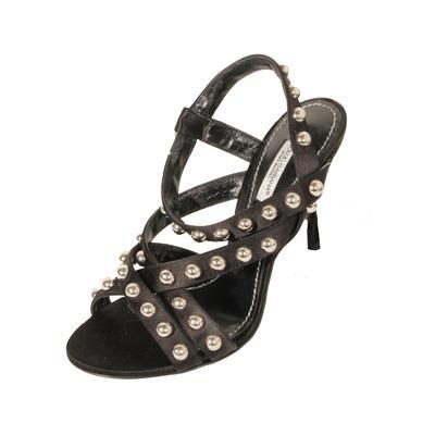 Dolce & Gabbana Size 36 Strappy Stud Heels