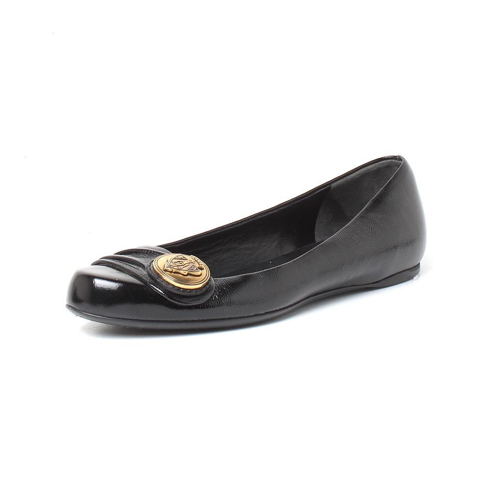 Gucci Patent Leather Vintage Shoes