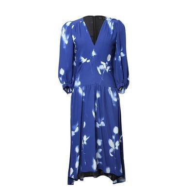 Proenza Schouler Size 2 Blue Dress