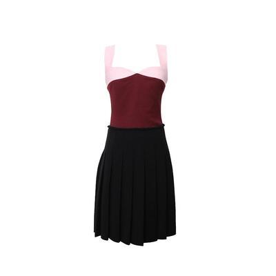 Prada Size Small Colorblock Dress