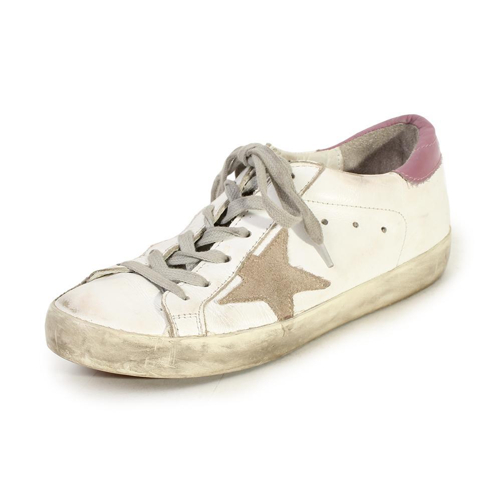 Golden Goose Size 37 Super- Star Sneakers