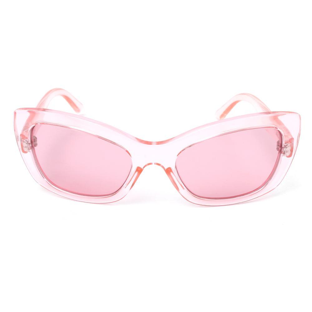 Prada Spring 19m Clear Pink Sunglasses