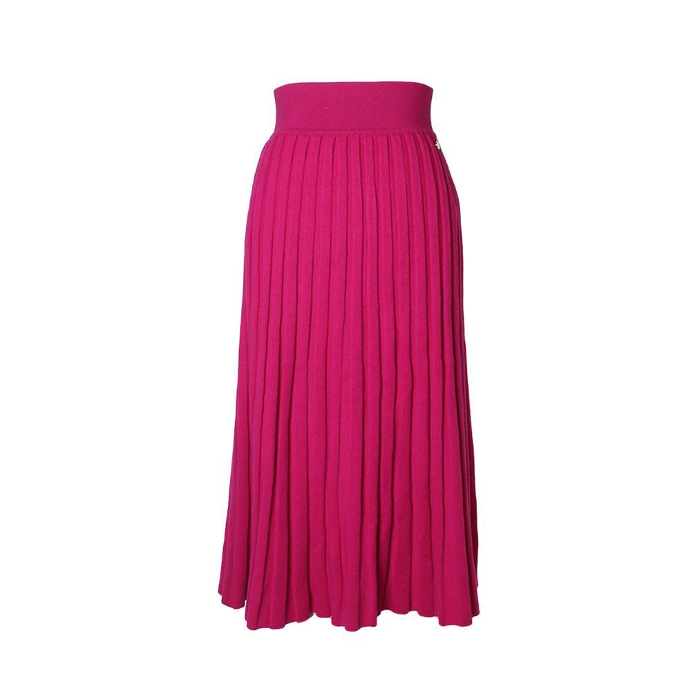 Chanel Size 36 2018 Midi Knit Skirt