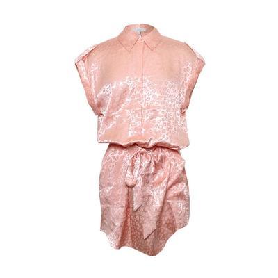 Joie Size Medium Peach Dress