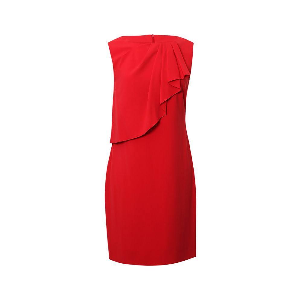 Moschino Size Medium Red Dress