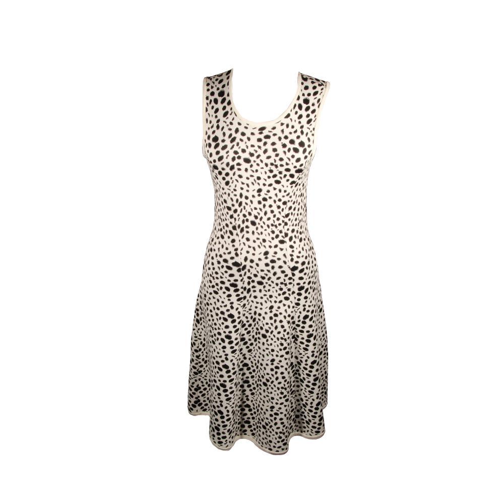 Pink Tartan Size Extra Small Dot Dress