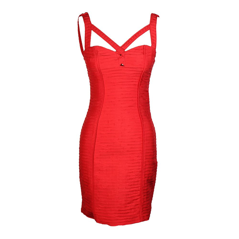 Rebecca Minkoff Size 0 Pleated Sexy Dress