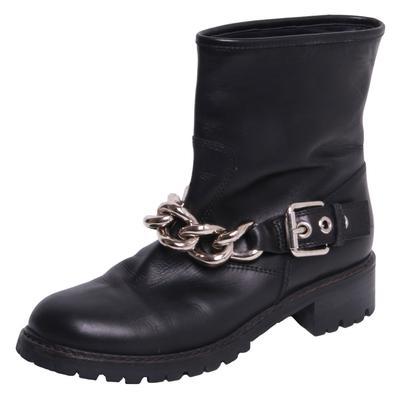 Burberry Size 39.5 Leather Strappy Stringbacks