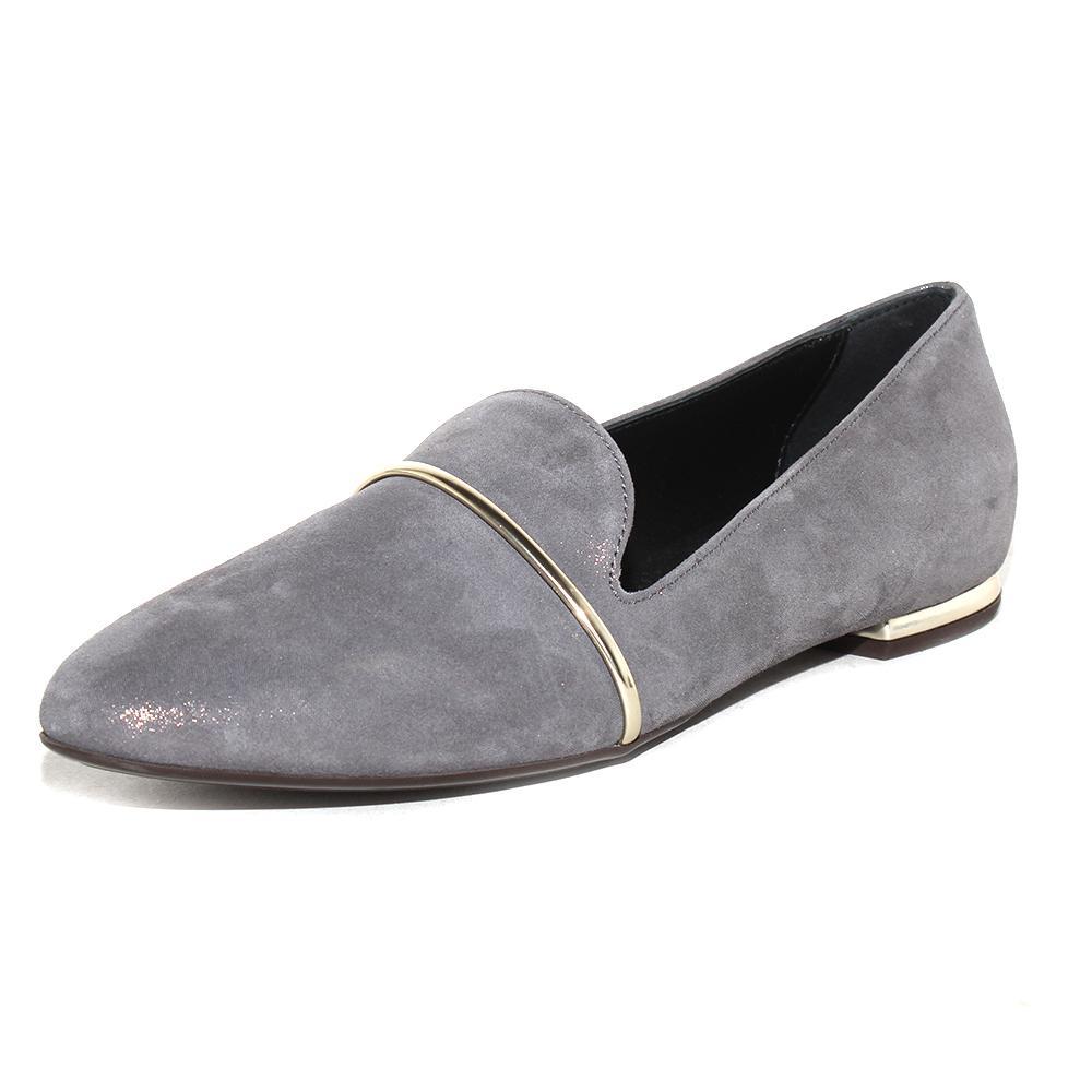 Agl Size 36.5 Grey Flats