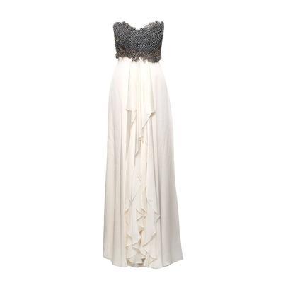 Rafael Cennamo Size Small Feather Dress