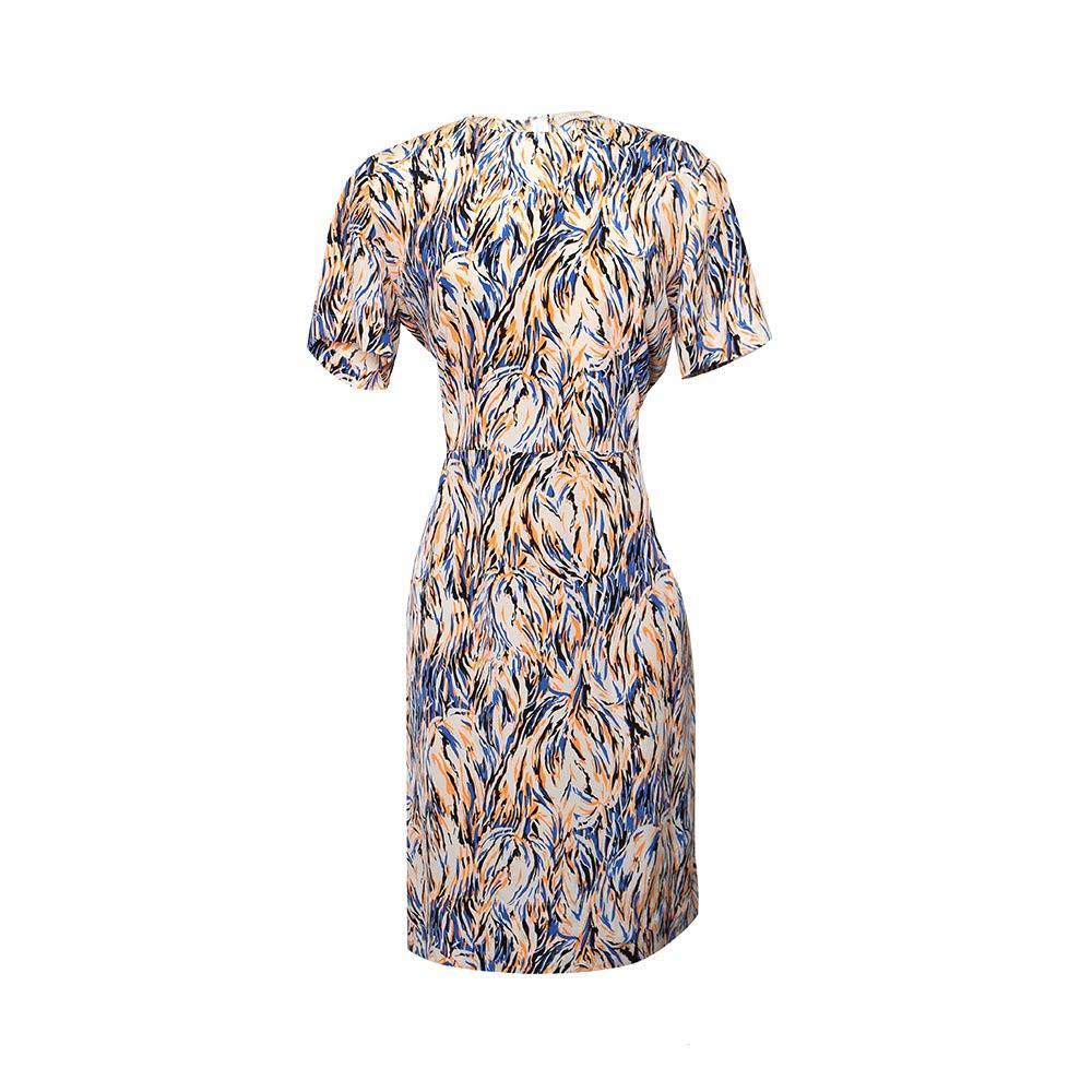Stella Mccartney Size Large Print Dress
