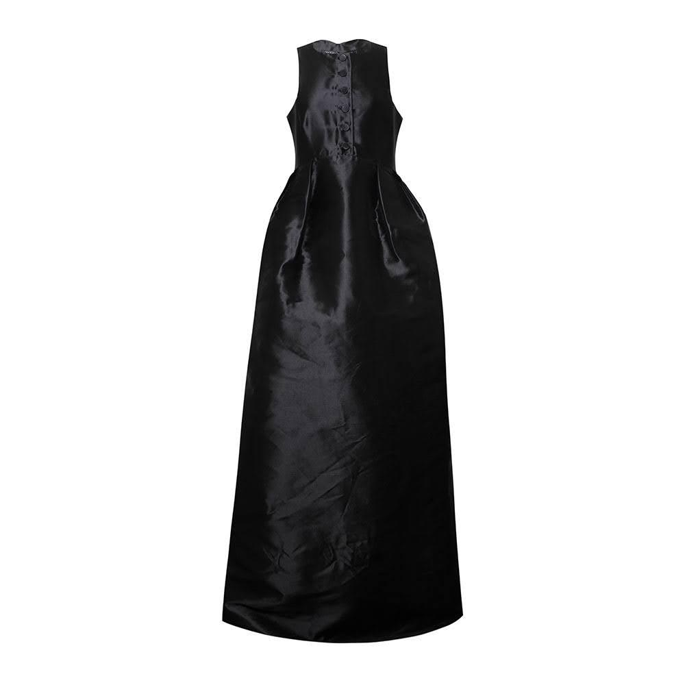 Theyskens Theory Size 10 Medium Black Gown