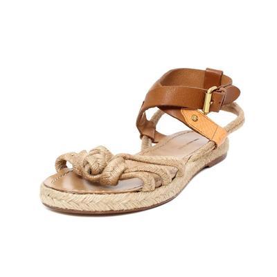 Isabel Marant Size 40 Espadrille Wrap Sandals