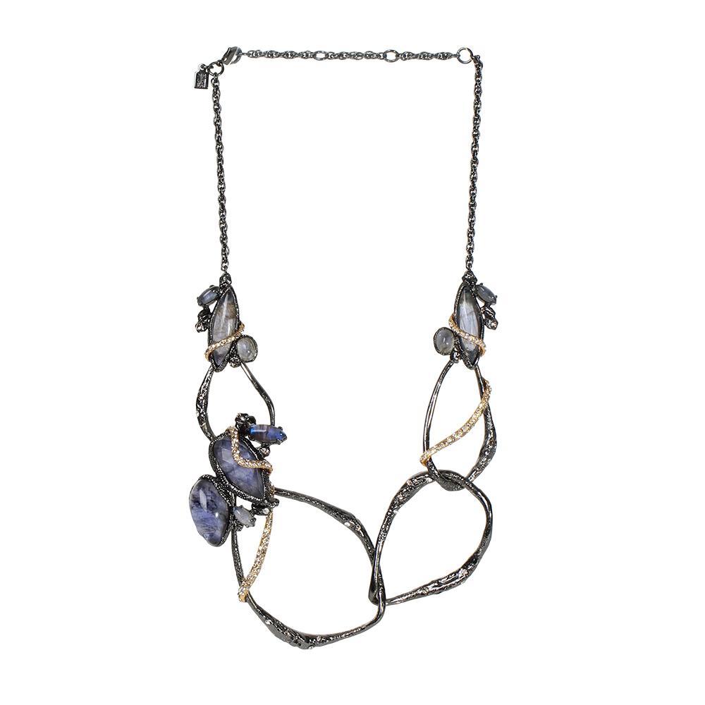Alexis Bittar Elements ' Dark Phoenix ' Bib Necklace