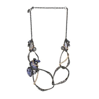 Alexis Bittar Elements 'Dark Phoenix' Bib Necklace