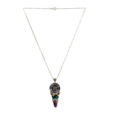 14KYG Butterfly Necklace