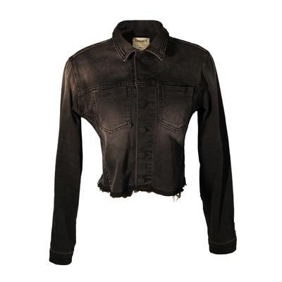 L'Agence Size Medium Denim Jacket