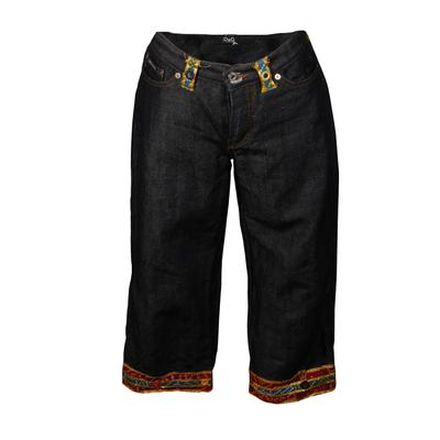 Dolce & Gabbana Size 28 Capri Jeans