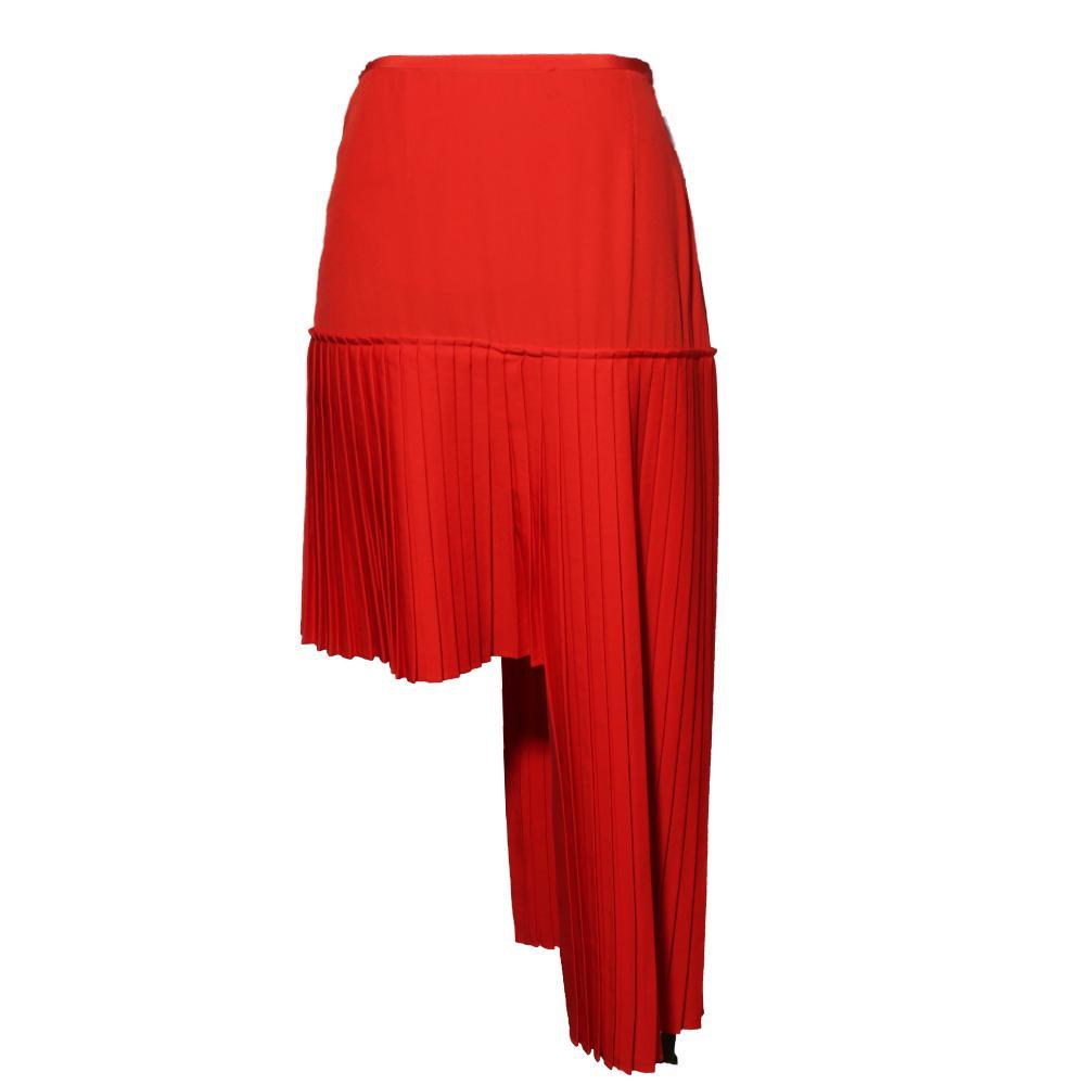 Stella Mccartney Size 40 Arianna Asymmetrical Skirt