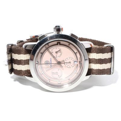 Tory Burch Stripe Watch