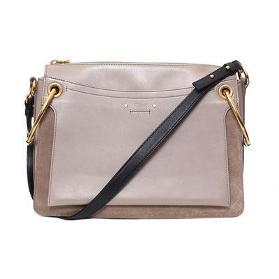 Chloe 'Motty' beige bag