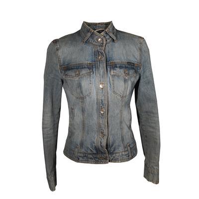 Dolce & Gabbana Size 38 Denim Jacket