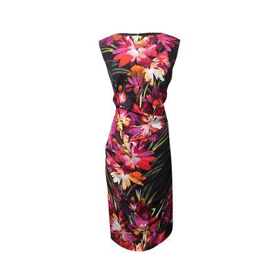 Nicole Miller Size 12 Floral Dress