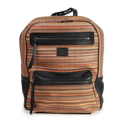 Christian Louboutin Aliosha Woven Backpack