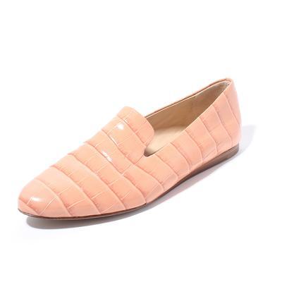 Veronica Beard Size 6.5 Crocodile Embellished Flats