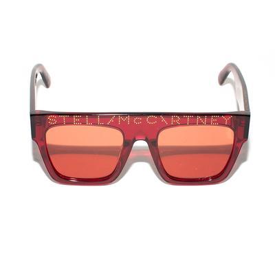 Stella McCartney Red Sunglasses