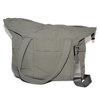 Lululemon Size Large Green Nylon Laptop Tote Bag