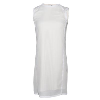Ralph Lauren Size 4 White Black Label Mini Dress