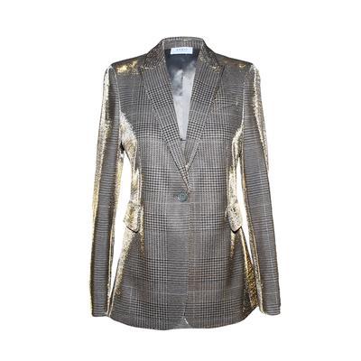 Akris Size 4 Shimmer Jacket