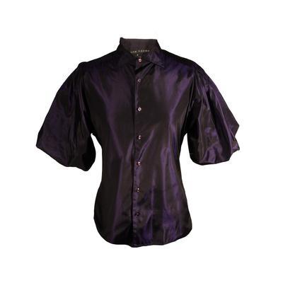 Ralph Lauren Size 6 Black Label Short Sleeve Shirt
