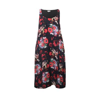 Kenzo Size 40 Floral Dress