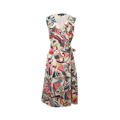 Lafayette 148 Size 12 Canvas Art Dress