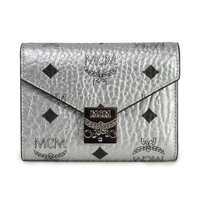 MCM Patricia Three Fold Wallet