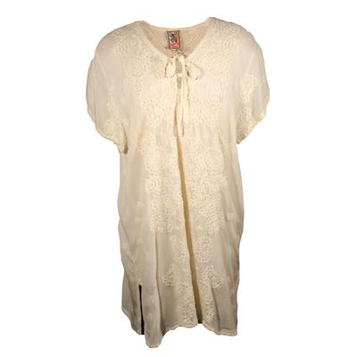 Johnny Was Size XL Shortsleeve Dress