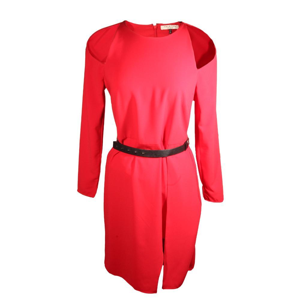 Halston Heritage Size 6 Cutout Dress