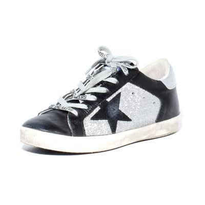 Golden Goose Size 37 Superstar Logo Lace Sneaker