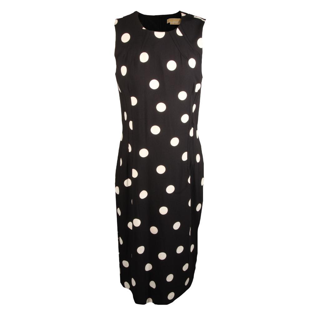 Michael Kors Size 12 Polka Dot Dress