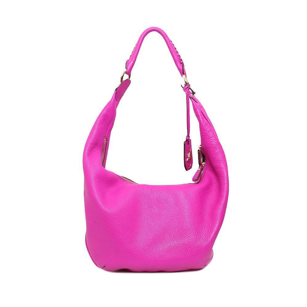 Dvf Purple Bag