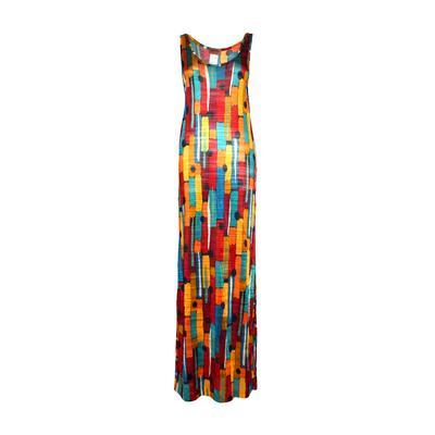 Missoni Size 42 Sheer Maxi Dress