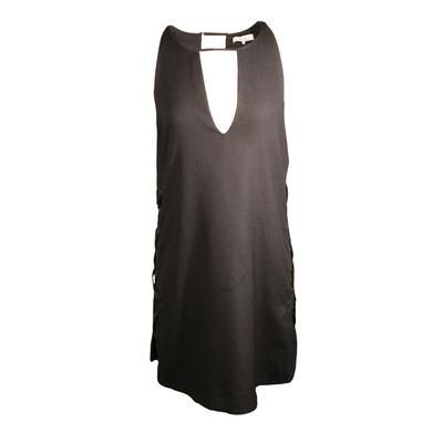 Parker Size Small Lace Up Dress